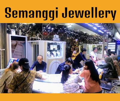 Toko Emas di Jakarta | Semanggi Jewellery