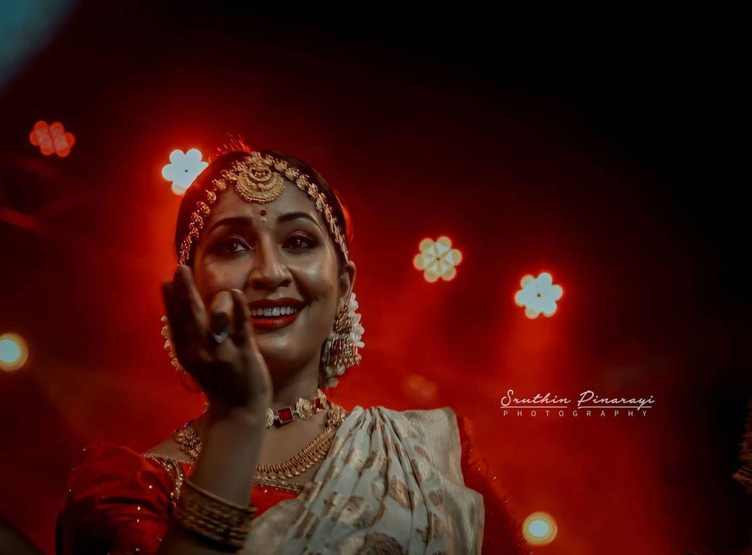 Actress Navya Nair