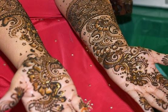 70 Mehndi Designs For Girls Mayoon Frills