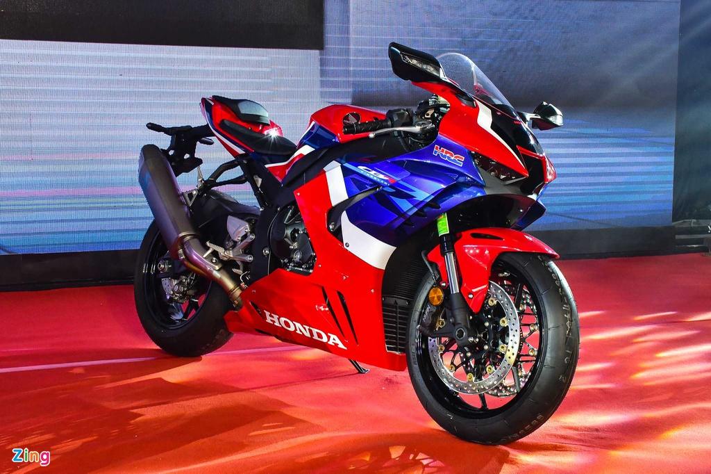 Chi tiết Honda CBR1000RR-R 2020 giá từ 949 triệu tại Việt Nam