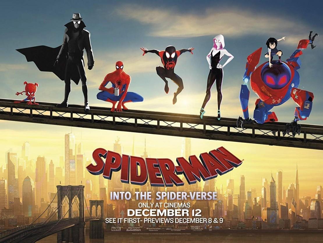 Spider-Man: Into the Spider-Verse (2018) Bluray Subtitle Indonesia