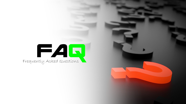 Full form of FAQs