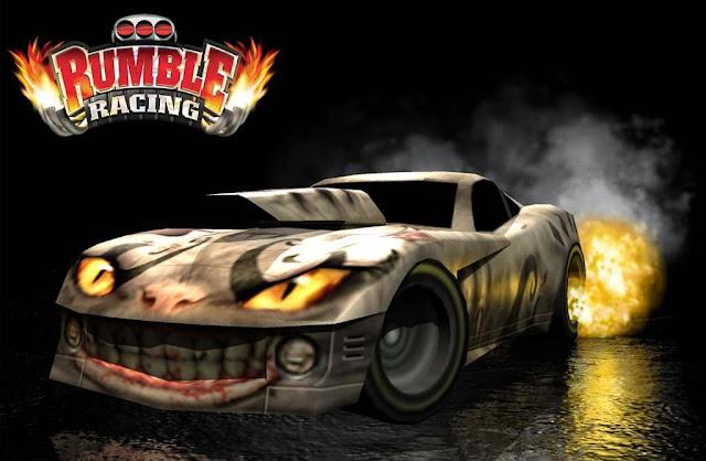 Kode Cheat Rumble Racing PlayStation 2 Lengkap