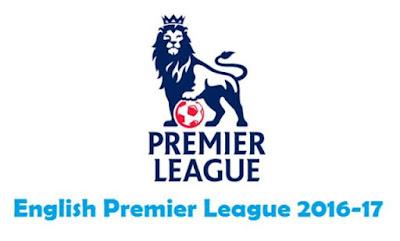 Logo Klub Liga Inggris 2016-2017
