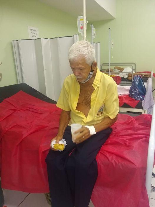 Elesbão Veloso: Aposentado Antônio do Lúcio, avô do vereador Tácio Lopes morre aos 83 anos, vítima da Covid-19.