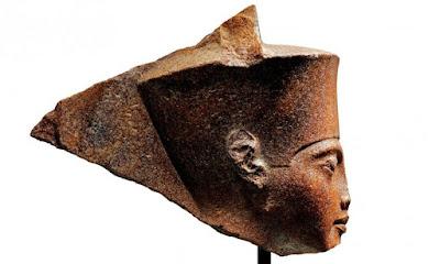 Εξελίξεις με την αρχαία προτομή του Τουταγχαμών: Η Αίγυπτος καλεί την Ιντερπόλ να την εντοπίσει