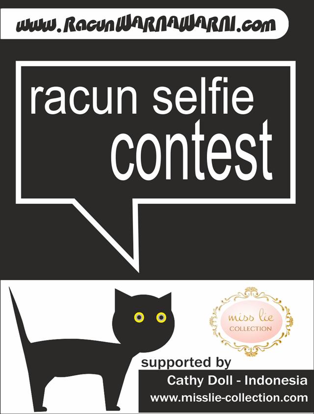 Racun Warna Warni Selfie Contest
