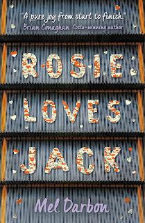Rosie Loves Jack by Mel Darbon Book Cover