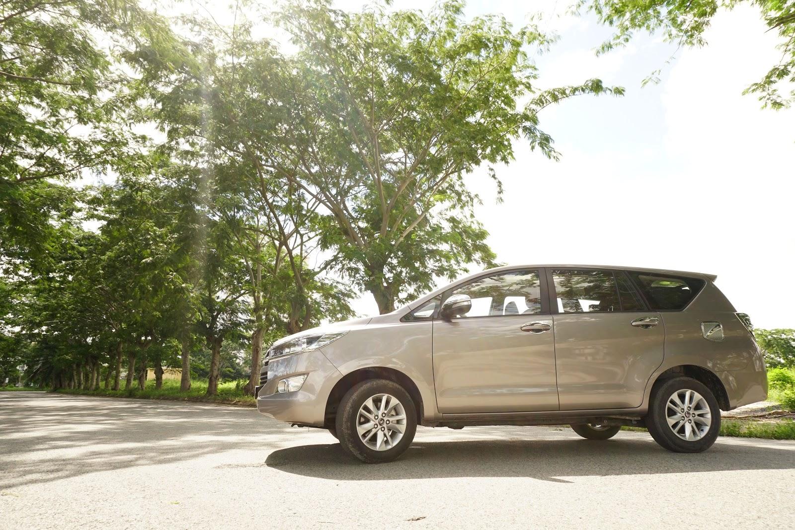 Toyota Innova 2016 sẽ tiếp tục tạo cơn sốt và thống trị thị trường xe Việt?