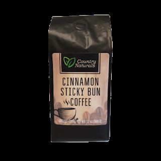 New: Cinnamon Sticky-bun Coffee