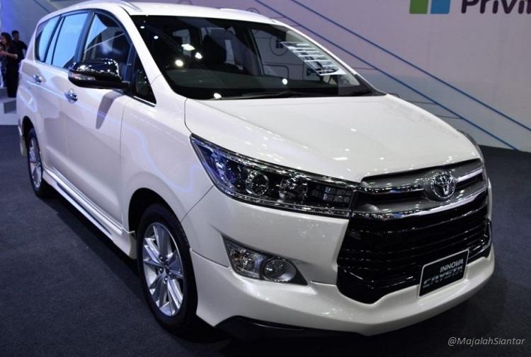 Isu Toyota Innova Facelift Hadir Tahun Depan