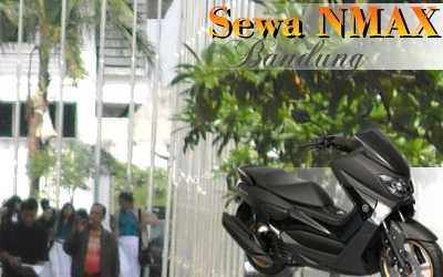 Sewa sepeda motor Yamaha N-Max Jl. Jati Negara Bandung