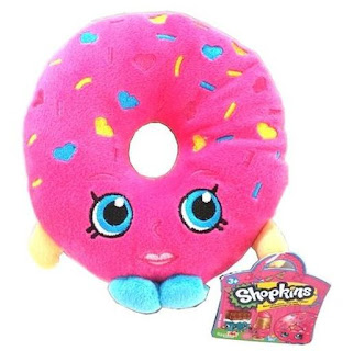 Плюшевые шопкинсы: Shopkins Donut soft toy