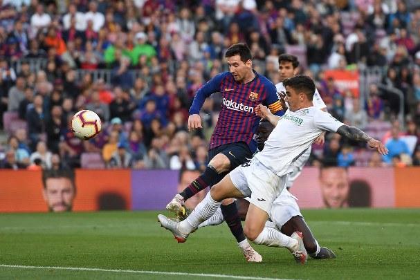 Barcelona vs Getafe Preview and Prediction 2021