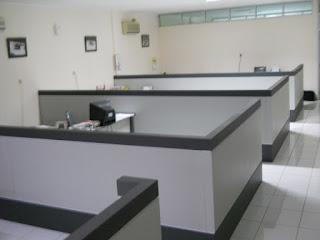 Kontraktor Sekat Partisi kantor (  Desain Partisi Perkantoran )