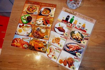 New restaurants in Cebu, Rustic Chef's Favorites, Comfort Food, Pork Lauya, Restaurants in Lapu Lapu City, Grilled Pork Ribs, Pork Liver, Roasted Pork Belly, Cebu Food Blog