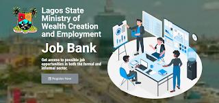 Lagos State Wealth Creation & Employment Job Bank Portal & Centers