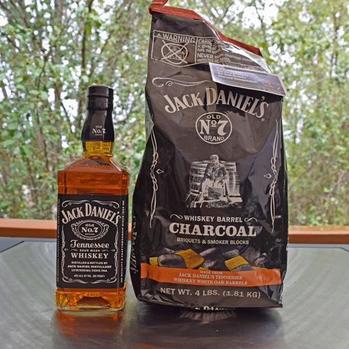 Each judge got a guest bag including things like Jack Daniels Charcoal Briquets & Smoker Blocks.
