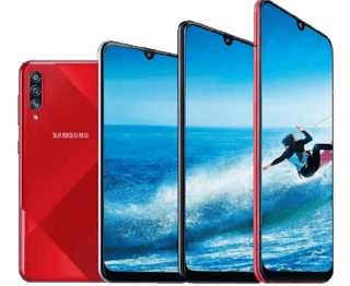 Samsung Galaxy A70s Released with a 64MP Camera and 8GB RAM