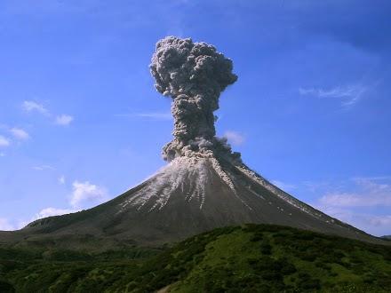 Ανακαλύφθηκε το μεγαλύτερο ηφαίστειο στη Γη