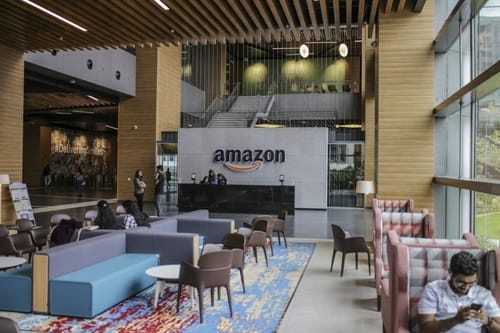 Amazon wants to teach computer science in India