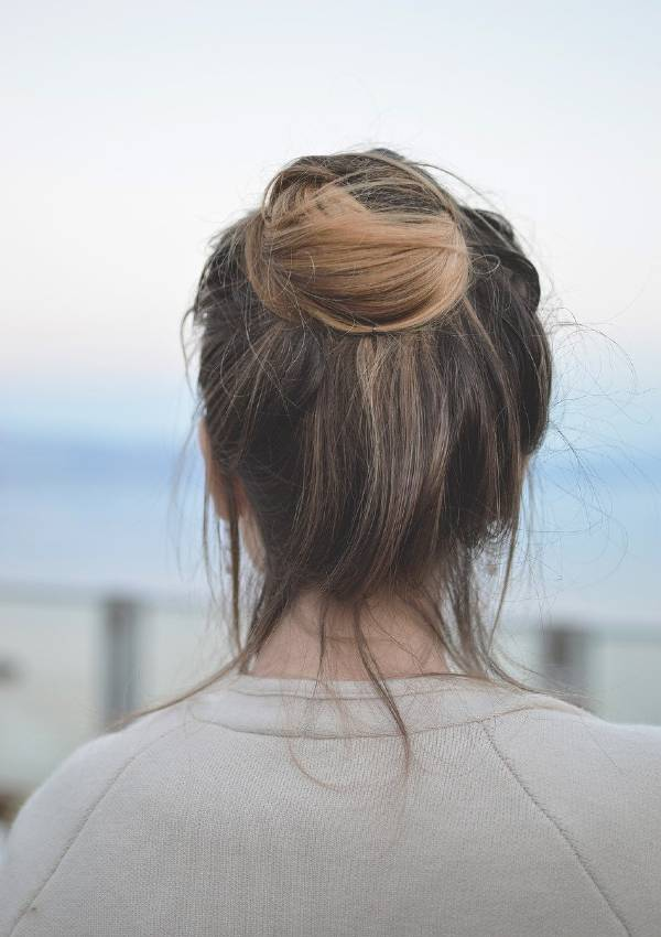 Hair Buns and Other Sweet Summer Updos!