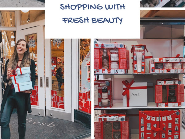 Holiday Shopping with Fresh Beauty: Gifting for the Season