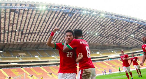 SEA Games 2017: Tampil Menyerang, Timnas Indonesia U-22 Tahan Imbang Thailand