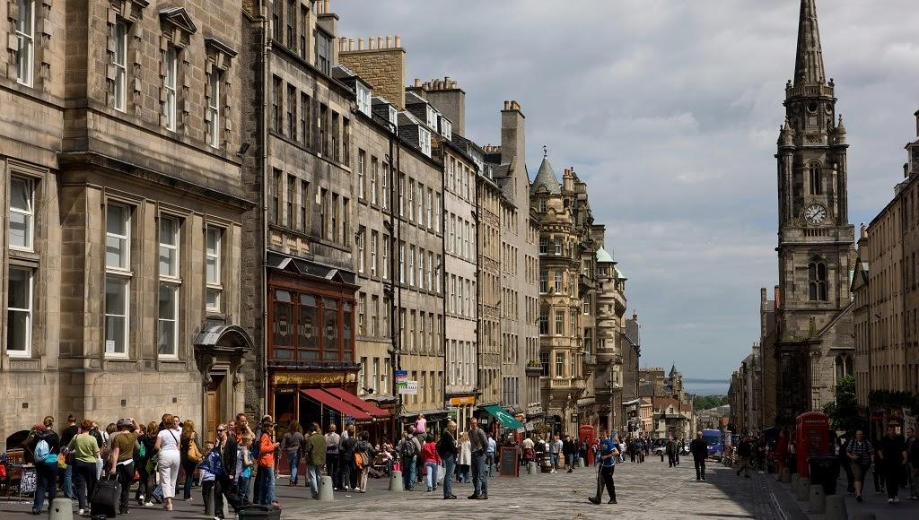 Edimburgo el coraz n de escocia viajabonito viajes for Mas edimburgo