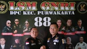DPC LSM GNRI Telah Resmi Berdiri Di TAHUN 2021 Di Kabupaten Purwakarta