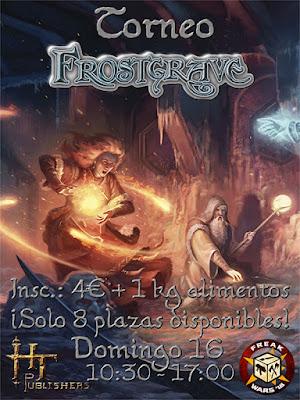 Torneo FROSTGRAVE