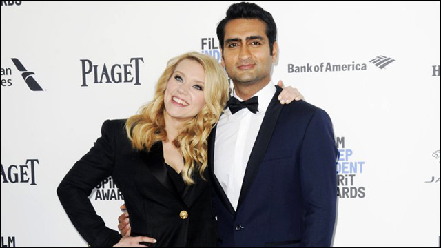 Image result for Kate McKinnon and Kumail Nanjiani