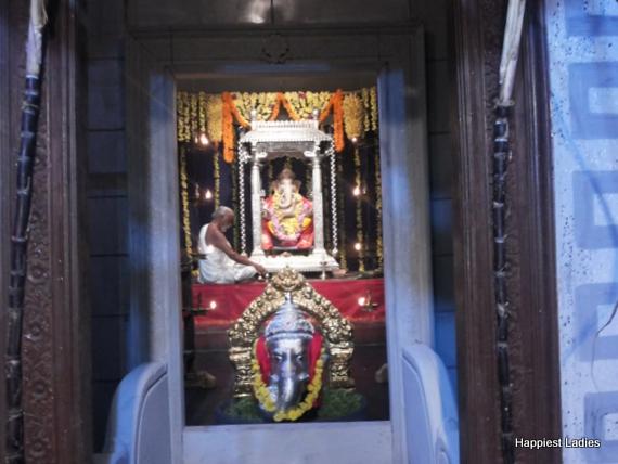 Ganesh Chaturthi Krishna Temple 2016