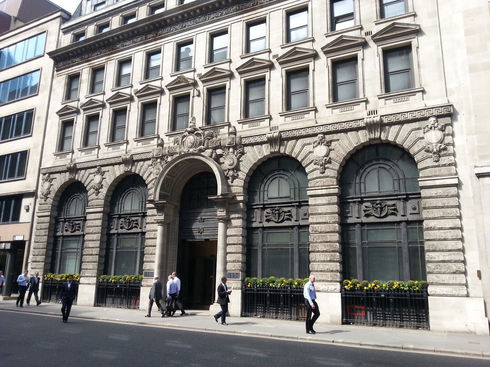 117 Fenchurch Street, London