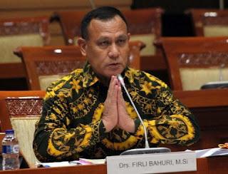 Irjen Pol Firli Bahuri Terpilih Jadi Pimpinan KPK, Ini Janjinya Berantas Korupsi