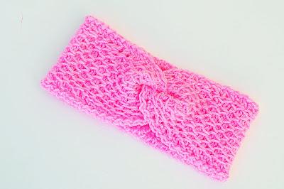 1 - Crochet Imagenes Bandana rosa a crochet y ganchillo por Majovel crochet muy facil y sencilla