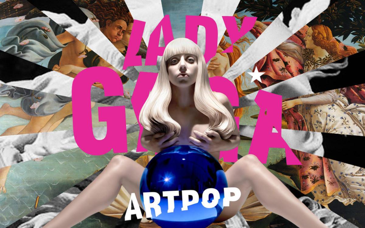 Lady Gaga Fanmade Covers: Artpop - Promo Fanmade