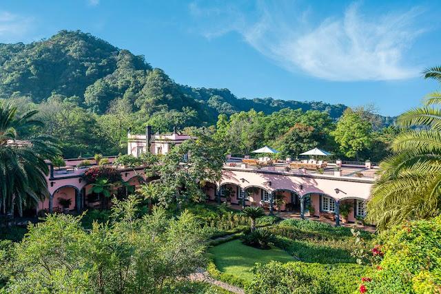 Hacienda San Antonio, Comala