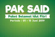 Promo Alfamart Paket Selamat Idul Fitri Lebaran Pak Said 1 - 15 Juni 2019