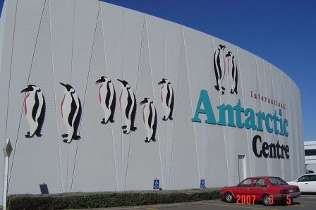 International Antartic Centre, Christchurch