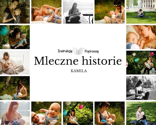 MLECZNE HISTORIE - Kamila