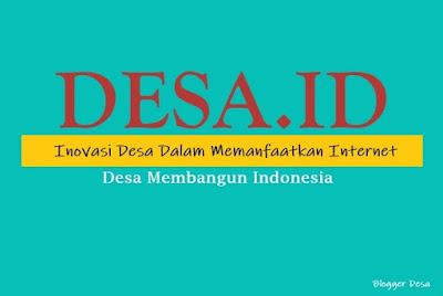 Cara Terbaru Membuat Website Desa dan Pemohonan Domain Desa ID