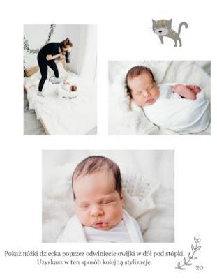 Jak fotografować noworodki