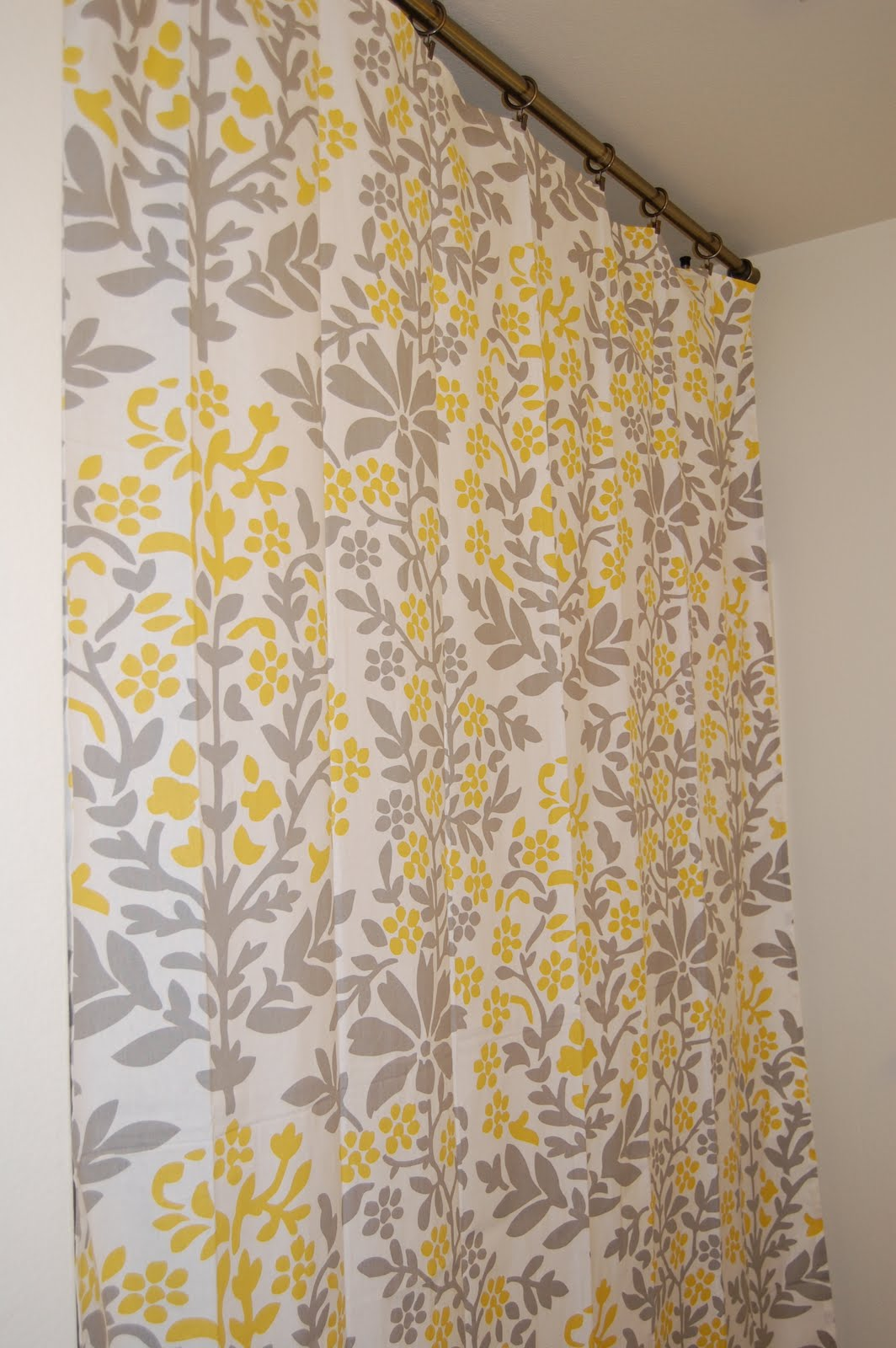 Christiney S Crafts Shower Curtain Makeover Dwellstudio For Target Image Collections