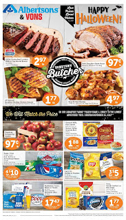 ⭐ Albertsons Ad 10/28/20 ⭐ Albertsons Weekly Ad October 28 2020