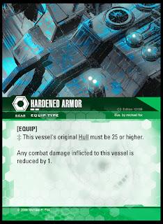 Equip type: Hardened Armor