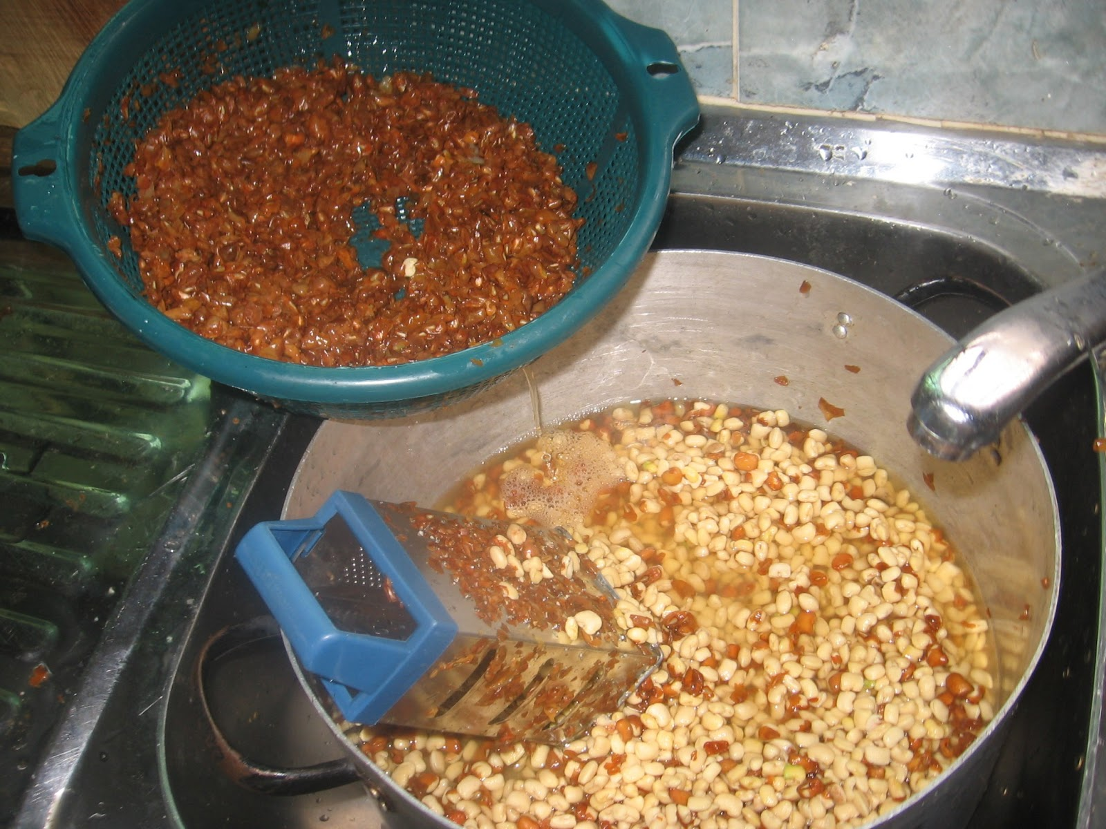 how to prepare moi moi in nigeria