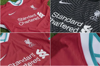 Liverpool To reportedly earn over £100m from new Nike deal per year