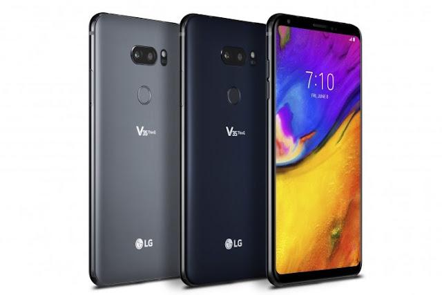 LG V35 ThinQ secara diam-diam meluncurkan  V30S dengan Snapdragon 845