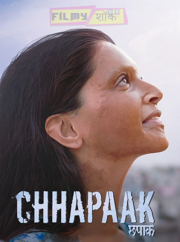 Chhapak Movie Deepika Pedukon